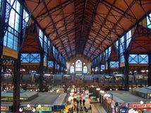 Mercato di Budapest Immagini Stock