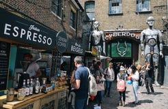 Mercato di Camden, Londra Immagine Stock Libera da Diritti