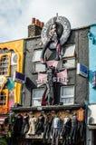 Mercato di Camden Town Immagini Stock Libere da Diritti