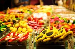 Mercato di Candy Immagini Stock Libere da Diritti