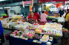 Mercato di CHIANG MAI Fotografia Stock