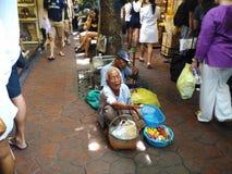 Mercato di fine settimana di Chatuchak Fotografia Stock Libera da Diritti