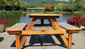 Mercato di galleggiamento Lembang fotografie stock libere da diritti