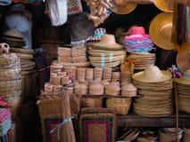Mercato di Mani-Sithu Nyaung U, nel Myanmar & x28; Burma& x29; immagine stock libera da diritti