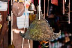 Mercato di Mani-Sithu Nyaung U, nel Myanmar & x28; Burma& x29; immagini stock libere da diritti