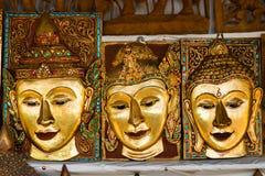 Mercato di Mani-Sithu Nyaung U, nel Myanmar & x28; Burma& x29; immagine stock