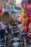 Mercato di Mumbai Fotografie Stock Libere da Diritti