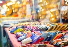 Mercato di notte di Chiang Mai thailand Immagine Stock