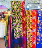 Mercato di notte della Tailandia Chang Mai Immagine Stock Libera da Diritti