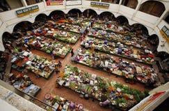 Mercato di prodotti freschi Fotografia Stock Libera da Diritti