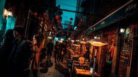 Mercato di Shanghai immagine stock libera da diritti