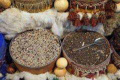 Mercato di sice dell'Egitto Fotografie Stock