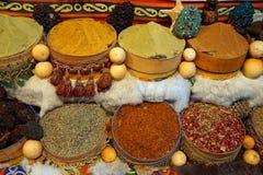 Mercato di sice dell'Egitto Immagine Stock Libera da Diritti
