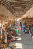 Mercato di strada Immagini Stock Libere da Diritti