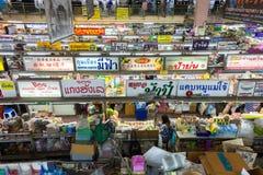 Mercato di Warorort, Chiang Mai, Tailandia Fotografie Stock