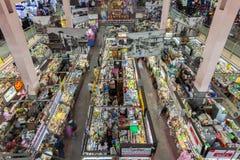 Mercato di Warorort, Chiang Mai, Tailandia Immagine Stock