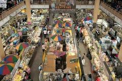 Mercato di Warorot in Chiang Mai, Tailandia Immagine Stock