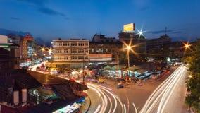 Mercato di Warorot, Chiang Mai, Tailandia Fotografie Stock Libere da Diritti