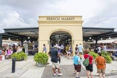 Mercato francese, New Orleans immagine stock libera da diritti