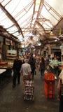 Mercato Gerusalemme di Mahane Yehuda Fotografia Stock Libera da Diritti