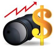 Mercato globale e borsa valori Fotografia Stock