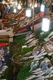 Mercato ittico immagini stock