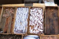 Mercato ittico Immagine Stock Libera da Diritti