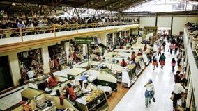 Mercato libero Cuenca, Ecuador Fotografie Stock Libere da Diritti
