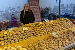 Mercato libero in Turchia Immagine Stock