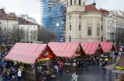 Mercato locale a Praga immagine stock libera da diritti