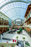 Mercato-Mall, Dubai, UAE Lizenzfreies Stockbild