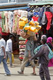 The Mercato market of Addis Ababa Royalty Free Stock Image