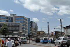 The Mercato market of Addis Ababa Royalty Free Stock Images
