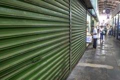 Mercato municipale Fotografie Stock Libere da Diritti