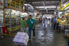 Mercato municipale Immagine Stock Libera da Diritti