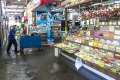 Mercato municipale Fotografie Stock