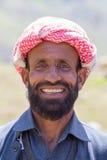 Mercato musulmano indiano dell'uomo qualunque a Srinagar, Kashmir L'India Immagine Stock