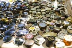 Mercato operato Fotografia Stock Libera da Diritti