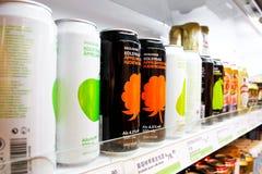 Mercato SVEDESE dell'alimento di IEKA Fotografia Stock