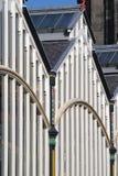 Mercato vittoriano Hall Architecture Detail immagini stock
