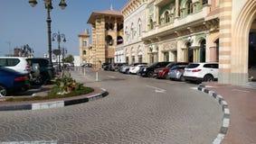 Mercatowinkelcomplex - Doubai Royalty-vrije Stock Foto's