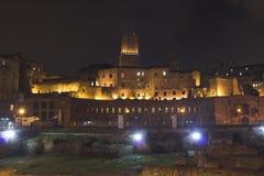 Mercatus Traiani royalty free stock photography