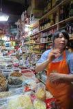 Mercearia em Shanghai do centro Foto de Stock Royalty Free