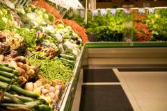 Mercearia ou supermercado imagens de stock