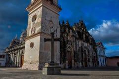 Merced Church, Granada, Nicaragua Royalty Free Stock Image