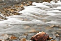 Merced flod Arkivfoto