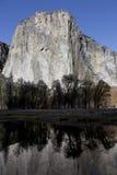 Merced flod, Yosemite Royaltyfri Bild