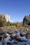 Merced River, Yosemite Stock Photo