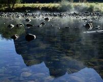 merced rzeka Fotografia Stock