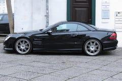 Mercede-Benz SL 55 Stock Images
